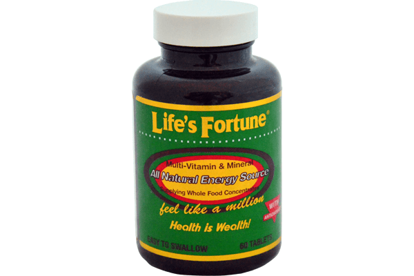 Life Fortune All Natural Multivitamins