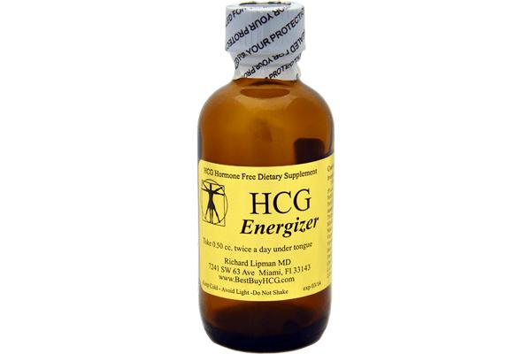 HCG Energizer (Hormone Free) with Amino Acids & African Mango – 60 Days Image 2
