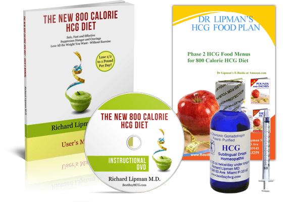 Potent HCG Kit 2 – 30 Days