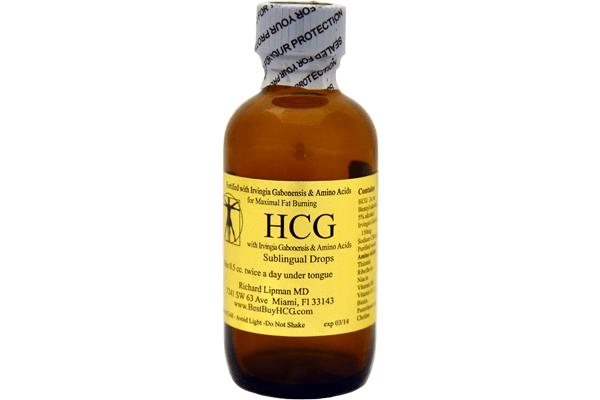 Superior HCG with Amino Acids & African Mango – 30 Days Image 2