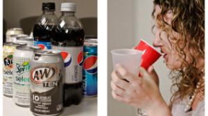 New Lower Calorie Diet Sodas